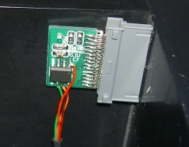 iPod authentication chip small