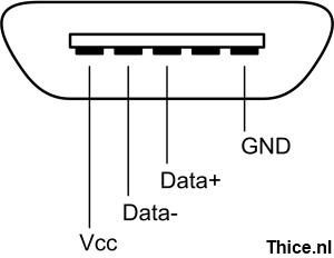 Milestone dock adapter pinout micro USB