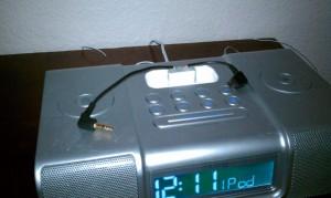 HTC Evo Apple iPod dock Erik 3