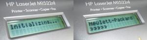 HP LaserJet M1522 MFP Fix 1