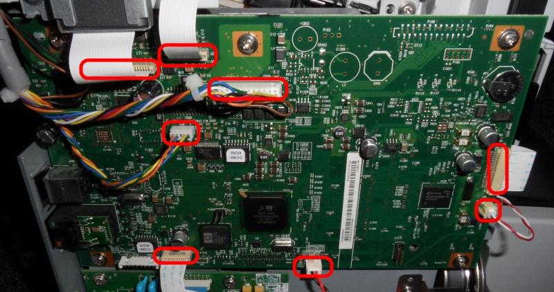HP LaserJet M1522 MFP Fix 5