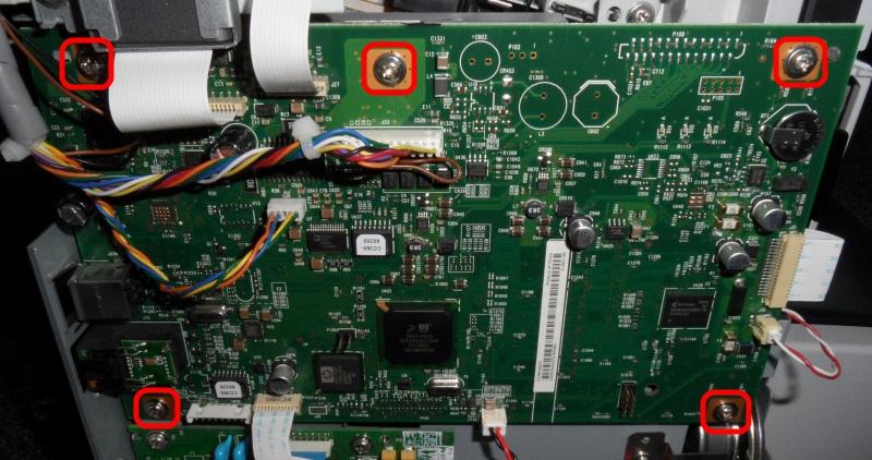 HP LaserJet M1522 MFP Fix 6